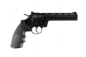 Crosman AG38 SR357 BLACK Co2 .177 BB Firing Air Pistol. (THIS ITEM CANNOT BE LEGALLY POSTED). (1)